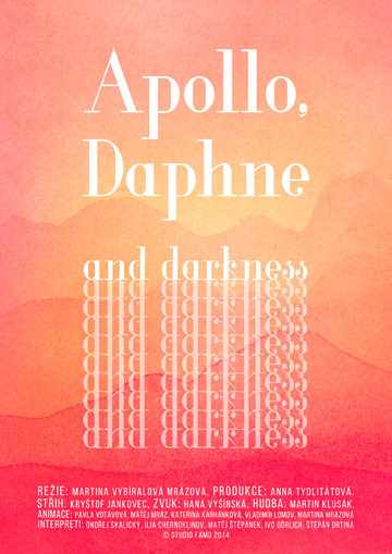 BajaApollo Daphne and darkness-poster