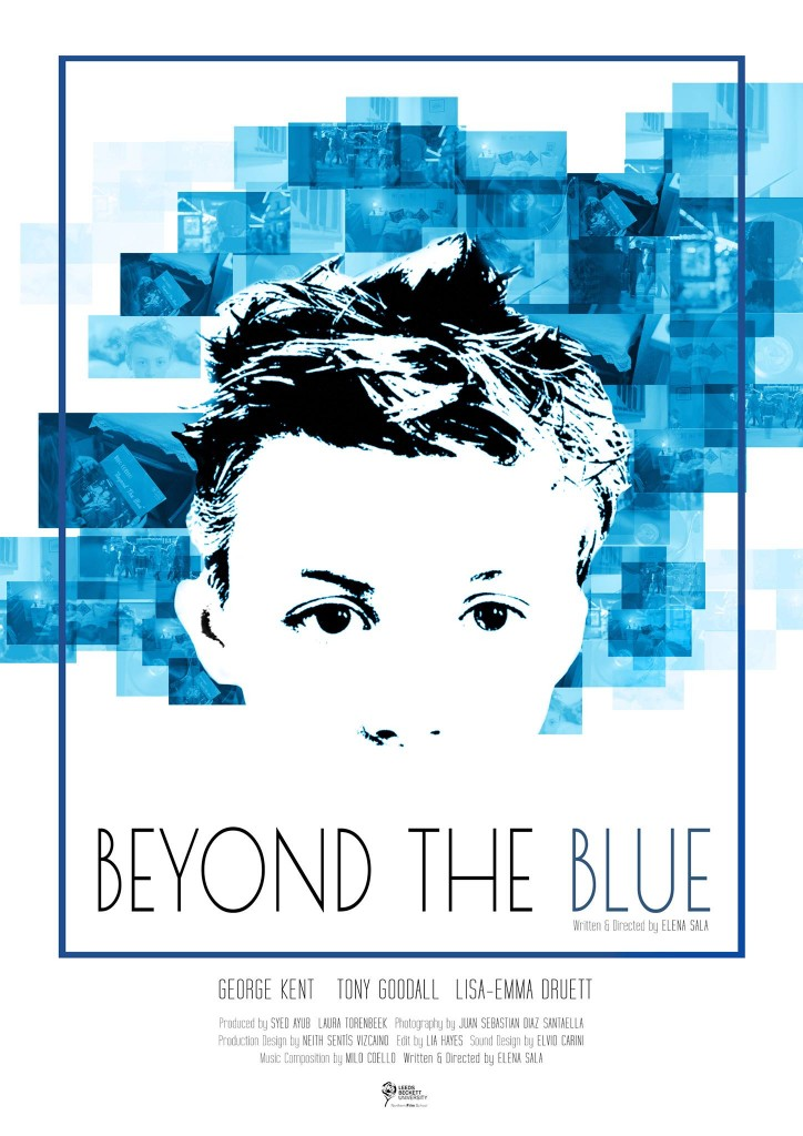 Beyond the Blue_Poster