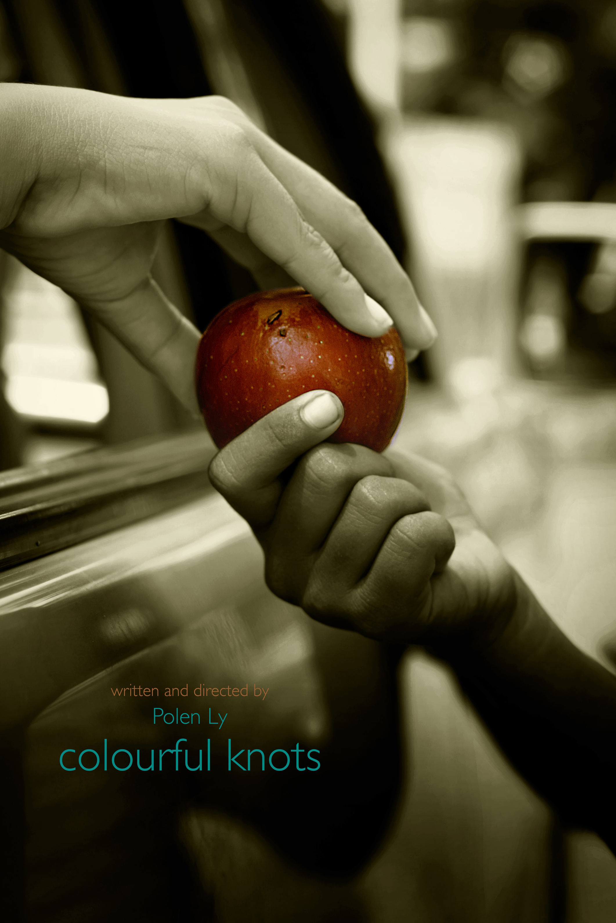 Colourful Knots_Poster