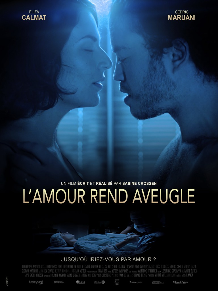 POSTER L'AMOUR REND AVEUGLE