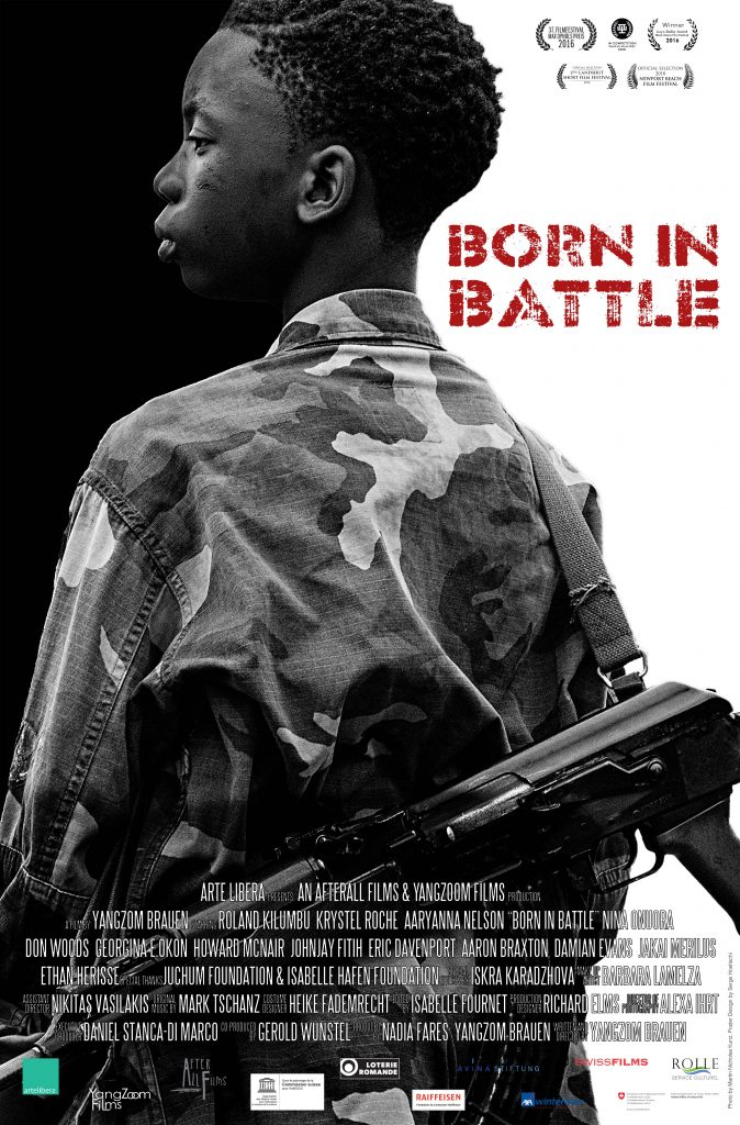 POSTER_BORN IN BATTLE