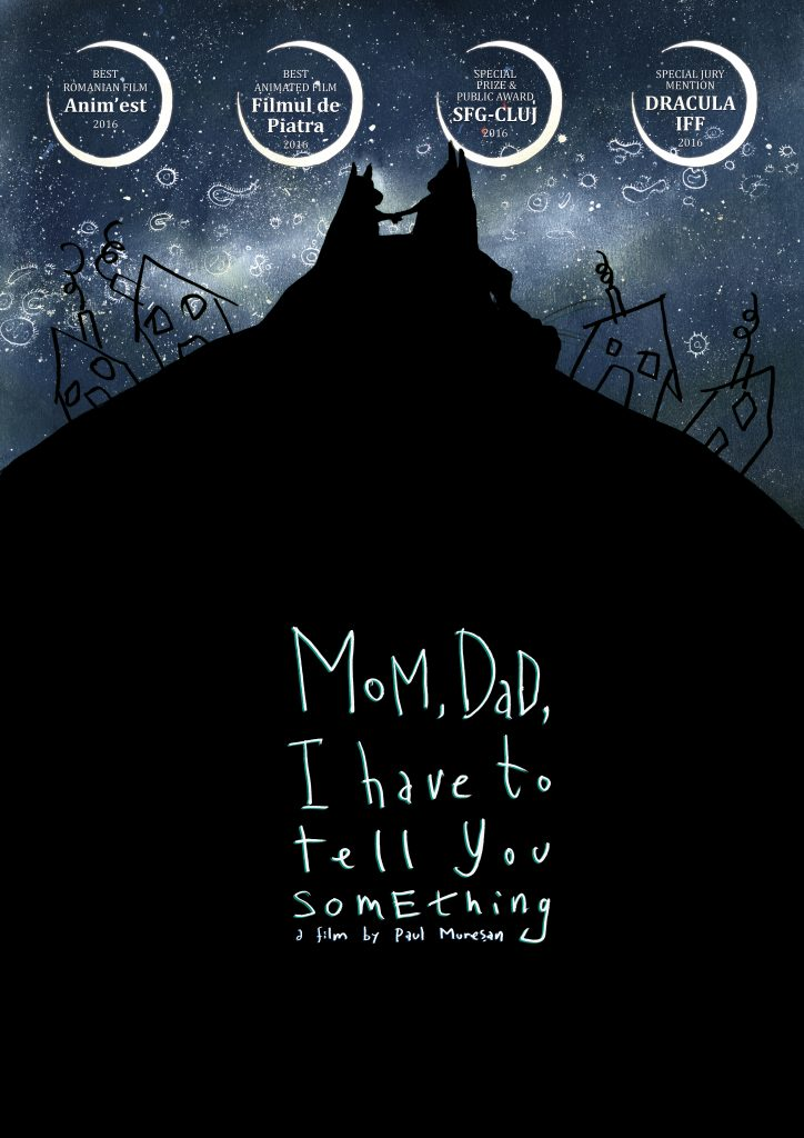 POSTER_MOM, DAD, I HAVE TO TELL YOU SOMETHING